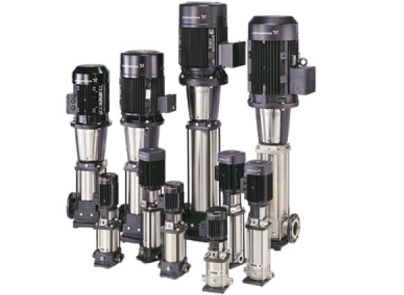 立式多级离心泵产品图